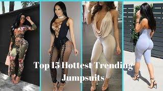 TOP 15 HOTTEST & TRENDING JUMPSUIT [MUST HAVE]