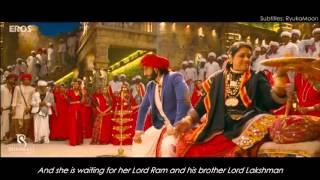【Goliyon Ki Raasleela Ram-Leela】 Nagada Sang Dhol 【English Subtitles // HD】