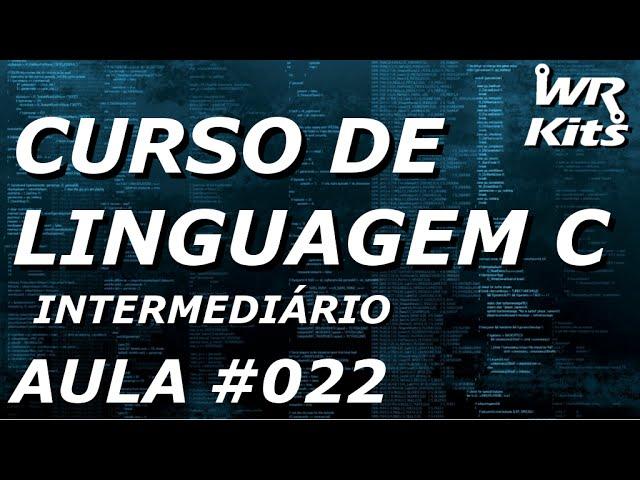 PONTEIROS E MATRIZES | Linguagem C #022