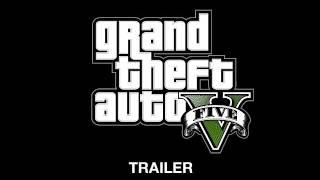 Grand Theft Auto V First Trailer