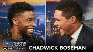 Chadwick Boseman: Being The Hero In Your Own Story | The Daily Show