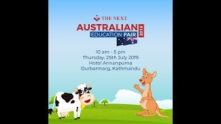 The Next Australian Education Fair 2019
