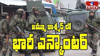 Three terrorists killed in encounter in Jammu and Kashmir..