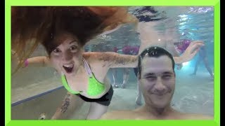 GREAT WOLF LODGE Indoor WATERPARK!  VLOG (Was it Worth The Hype?)