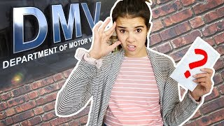 Klai gets her Drivers License! AND we have a BIG SURPRISE for her!