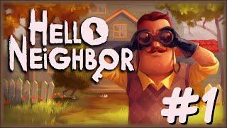 MUTANT MIDIR NEDİR? | Hello Neighbor #1