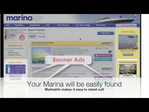 Marinalife: Increase boater traffic at your marina!