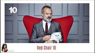 Graham Norton Red Chair 10