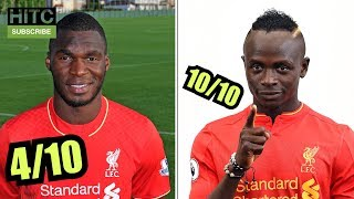 RATING Most Expensive LIVERPOOL Signings By YEAR (99-18)