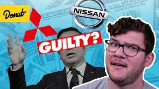 CARLOS GHOSN ARRESTED - The Rise and Fall of Nissan's CEO | WheelHouse