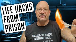 Life Hacks from Prison - UNTOLD STORIES | Larry Lawton: Jewel Thief