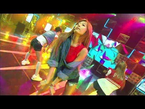 【TVPP】Hyuna(4MINUTE) - Bubble Pop, 현아(포미닛) - 버블 팝 @ Music Core Live