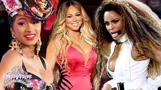 Best of the AMAs 2018: Ciara, Cardi B, Mariah Carey, and more