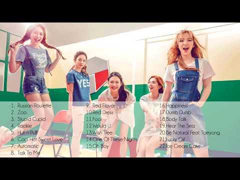 레드벨벳 노래모음 히트곡 모음위주