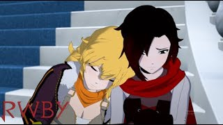 RWBY - Every Yang and Ruby Moment in Volume 8