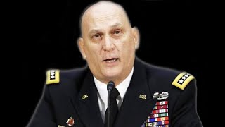 Four Star General Gets Pissed