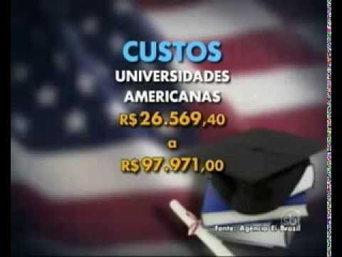 Fazer faculdade nos EUA pode ser mais barato do que no Brasil