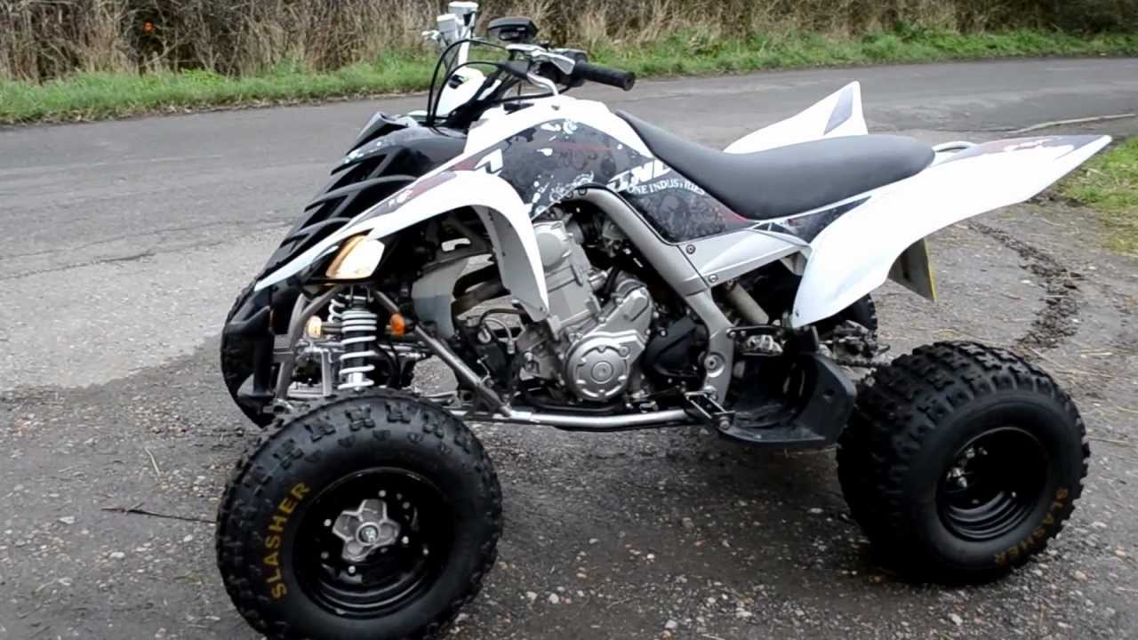 sold yamaha raptor 700 quad bike for sale feb 2013 in. Black Bedroom Furniture Sets. Home Design Ideas