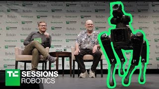 Boston Dynamics CEO on being acquired and selling the SpotMini   TC Sessions Robotics 2018