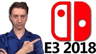 Grading Nintendo's Press Conference E3 2018 - ProJared
