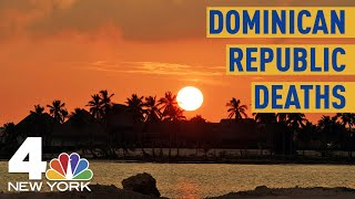 Dominican Republic Death: FBI Joins Investigation as U.S. Families Demand Answers | NBC New York