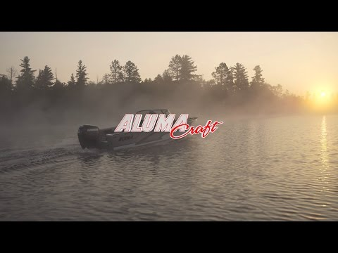 2016 Alumacraft Boats Commercial