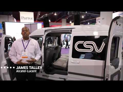 Apptricity Smartfleet Field Services - first announced at CES 2013