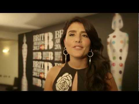 Jessie Ware's Journey to the BRITs 2013 - YouTube