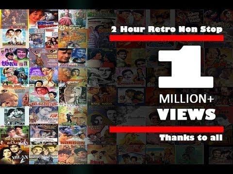 2 Hours Non Stop Old Bollywood Remixes ( Deejay Samrat - Bollywood Retro Set )