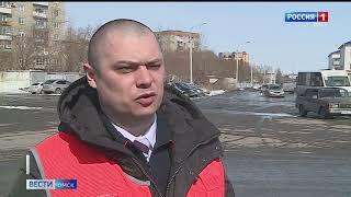 Сотрудники омского управления РЖД напомнили водителям о правилах безопасности