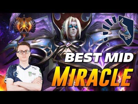 Miracle Invoker | BEST MID PLAYER | Dota 2 Pro Gameplay