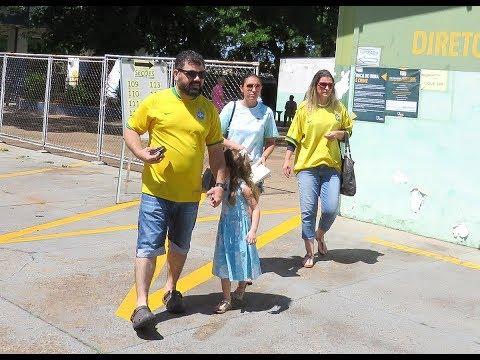 Segundo turno: tranquilidade marca votação em Marília