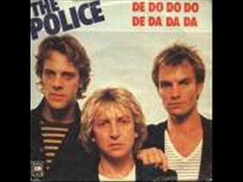THE POLICE - DE DO DO DO DE DA DA DA `86 VERSION