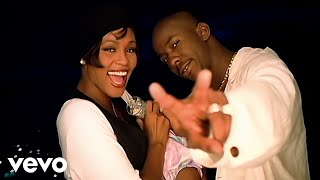 Bobby Brown - Something In Common ft. Whitney Houston (Official Video)
