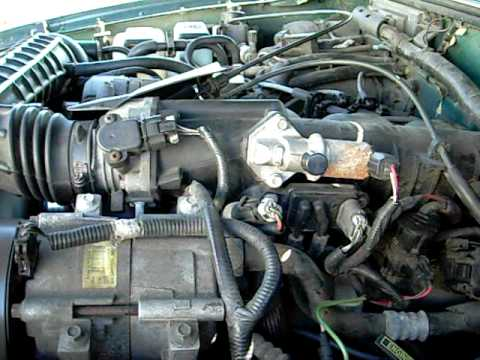 Ford explorer engine trouble - YouTube