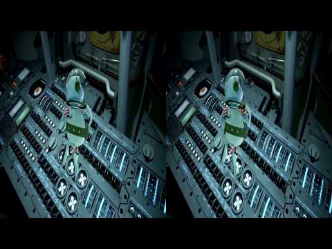 SONY - 3D animated DEMO 2014 - Side by Side