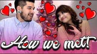 How We Met! | Giveaway !