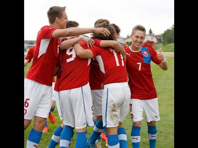 Česká republika U19 - Nizozemsko U19
