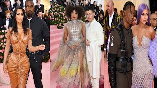 TOP 5 MET GALA 2019 COUPLE |MET GALA 2019