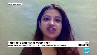 India's #MeToo moment: Why women are now calling out sexual harassment
