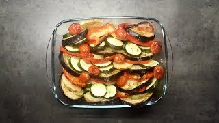 Healthy and Crunchy VEGETABLE CASSEROLE  | The Easiest Recipe