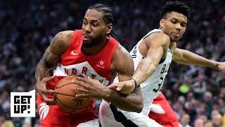 The Raptors are exposing Giannis' weaknesses - Jalen Rose | Get Up!