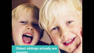 Care.com - Congrats, Firstborns: Science Proves the Oldest Sibling Is the Smartest