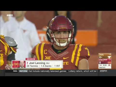 2017 - Game 4 - Texas @ Iowa State