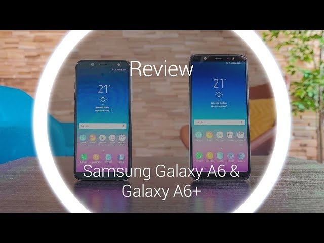 Belsimpel-productvideo voor de Samsung Galaxy A6+ A605 Duos Purple