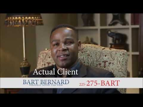 """It turned out very positive"" - Baton Rouge - Bart Bernard"