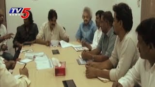 Pawan Kalyan Meets Janasena Party Leaders..