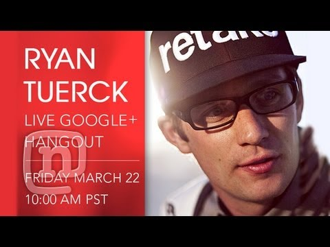 Ryan Tuerck Announces Live Google  Hangout On Network A #Tuerckd - Smashpipe Sports