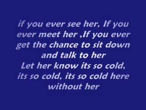 without you lyrics chris brown