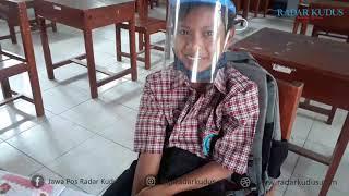 Duh...Tak Punya HP, Siswa di Rembang Tak Bisa Sekolah Online